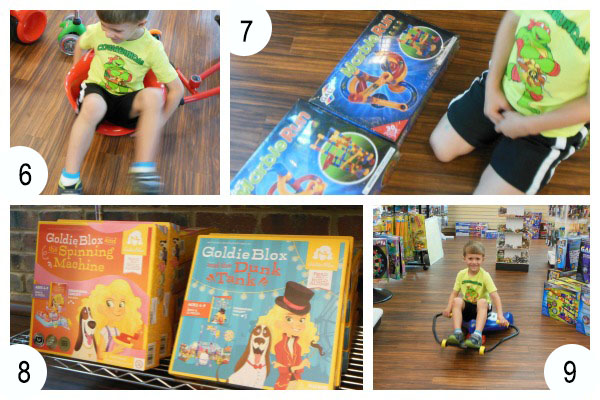 Stones Education & Toys: gift ideas