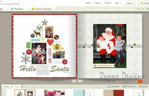 Documenting Christmas 2014: Santa visit