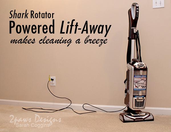 Shark Rotator Powered Lift-Away Review
