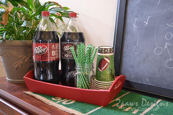 Dr Pepper Beverage Station