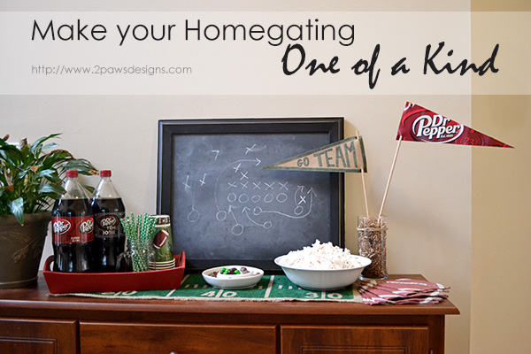 Make your Homegating One of a Kind