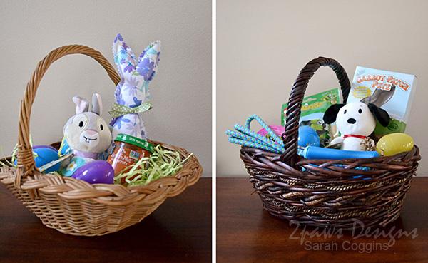 Easter 2015 Baskets