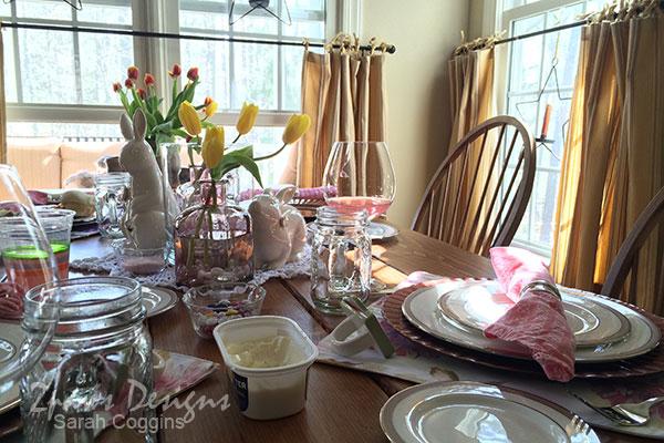 Easter 2015: Dinner
