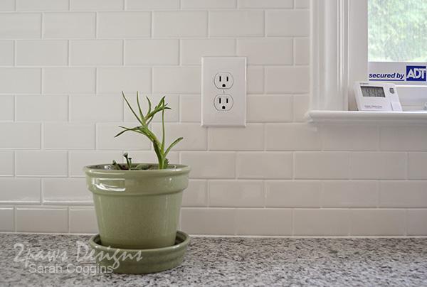 Project Kitchen: Backsplash Tile