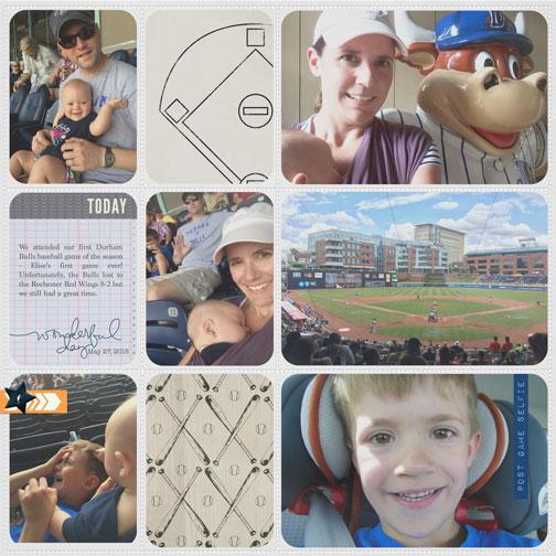 Durham Bulls Baseball May 2015