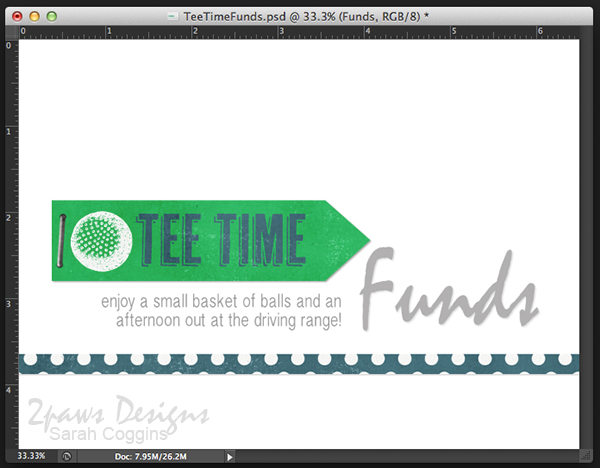 Father's Day Tee Time Funds screenshot
