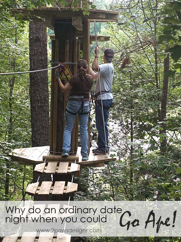 Go Ape: Not Your Ordinary Date Night