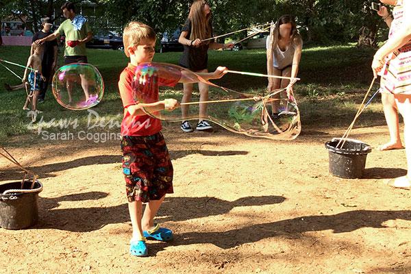 Project 52 Photos: Week 23 Movement - Bubbles