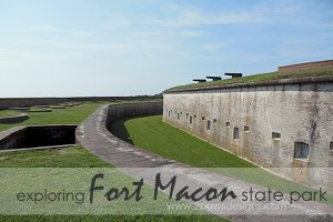 Fort Macon State Park - Atlantic Beach, NC