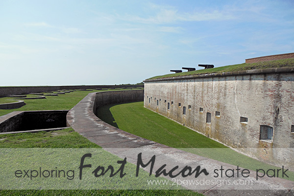 Fort Macon State Park - Atlantic Beach, NC
