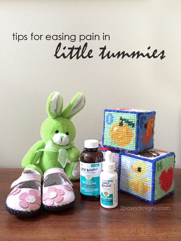 Tips for easing little ones tummies with Little Remedies products from Target. #MyLittleRemedies