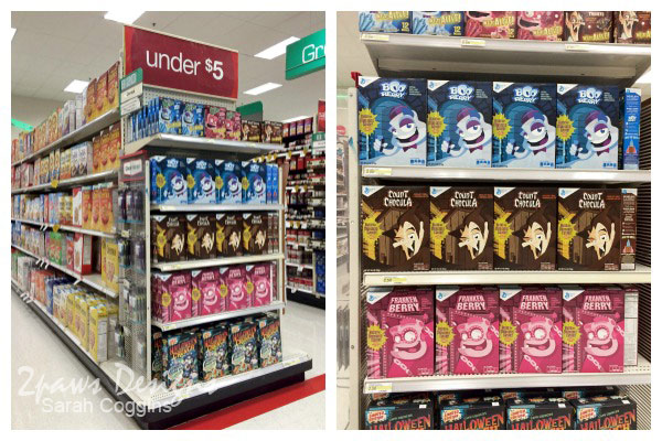 General Mills Monster Cereals at Target #SpooktacularSnacks #MonsterCereals