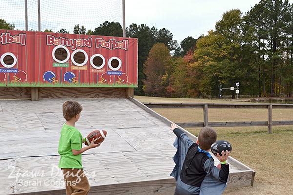 Phillips Farm: Barnyard Football