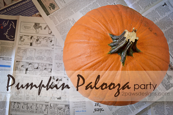 Pumpkin Palooza Party #spon