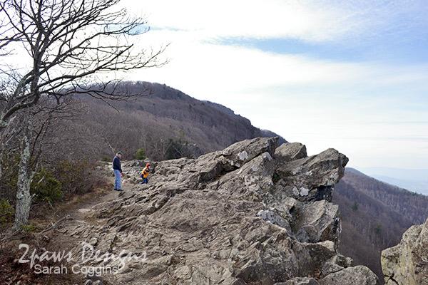 Birthday Hike: Stony Man Summit