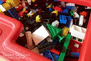 Project 52 Photos: Week 46 Chaos - Legos