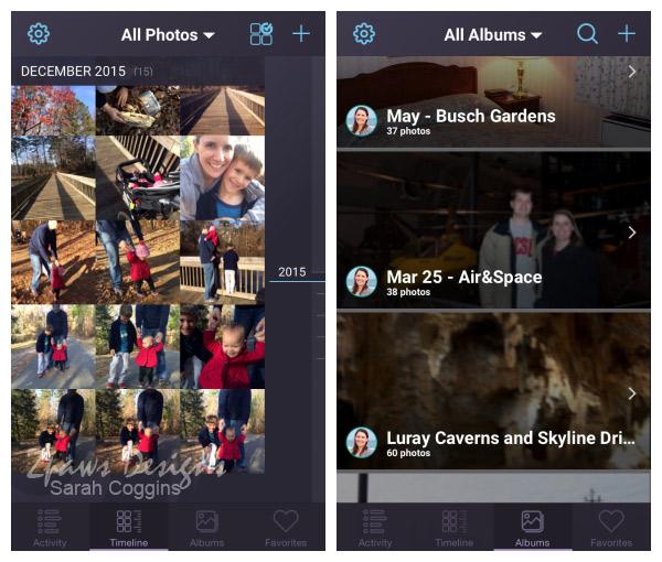 Bevy: Photo Organization Display