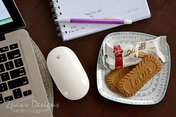 Jingle VoxBox: Biscoff Cookies #JingleVoxBox