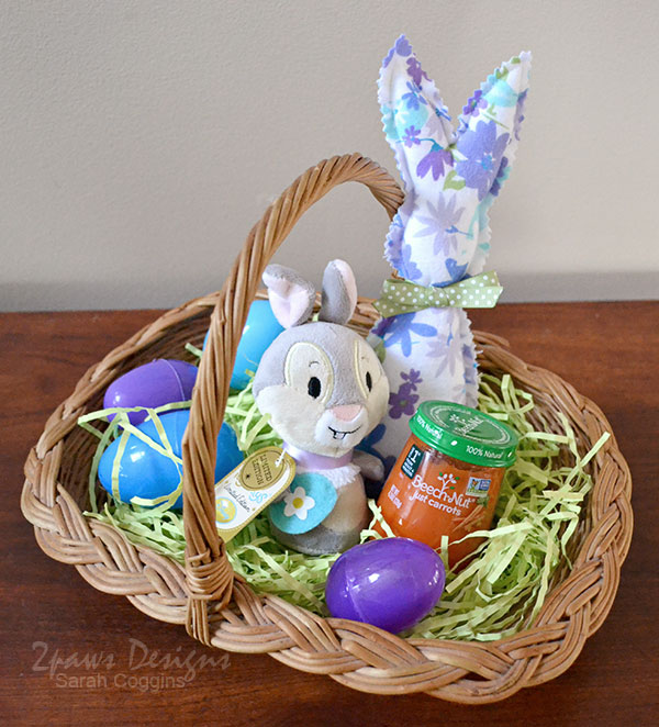 Baby Easter Basket Idea