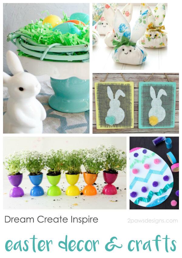 Dream Create Inspire: Easter Decor & Crafts