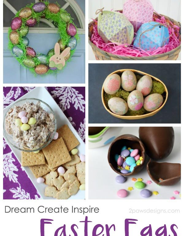 Dream Create Inspire: Easter Eggs