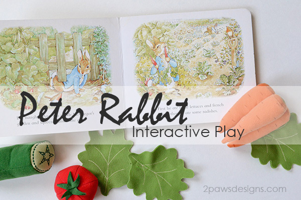 Peter Rabbit Interactive Play