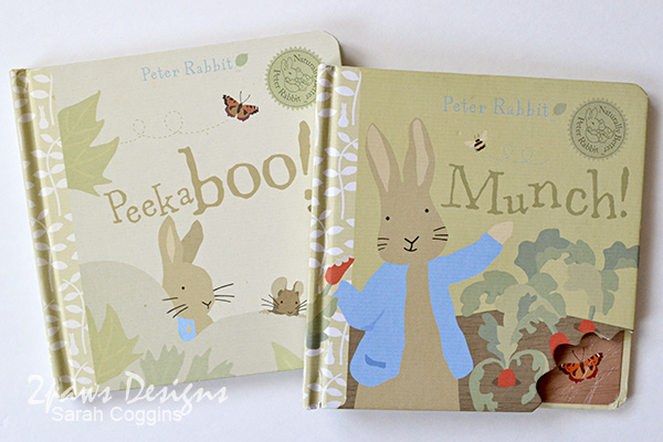 Peter Rabbit Naturally Better Board Books