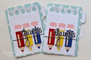 Teacher Appreciation Cards 2016