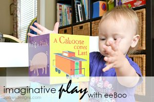 Imaginative Play with eeBoo