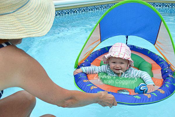 SwimWays® Baby Spring Float Animal Friends #SwimWays #ad