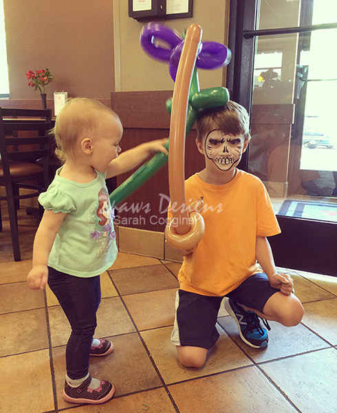 Project 52 Photos 2016: Week 22 Chick-fil-A Kid's Night