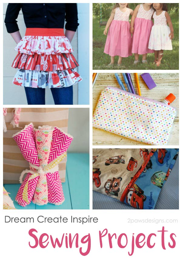 Dream Create Inspire: Sewing Projects