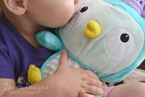Hallmark Plush Good-Night Owl: Hugs #LoveHallmark