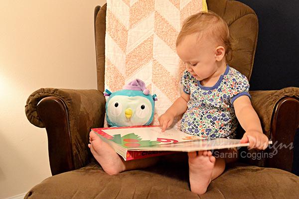 Hallmark Plush Good-Night Owl: Bedtime Reading #LoveHallmark