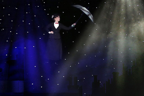 Mary Poppins - photo credit: Curtis Brown