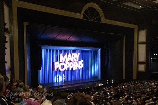 """NC Theatre """"Mary Poppins"""" at Memorial Auditorium"""