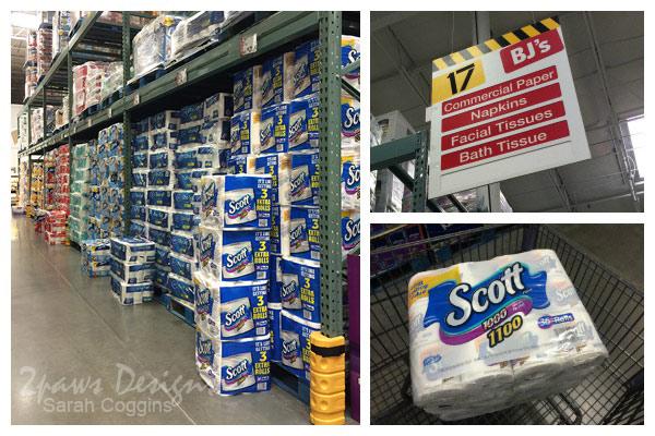 SCOTT®1000 Bath Tissue at BJ's Wholesale #Scott100More #ad