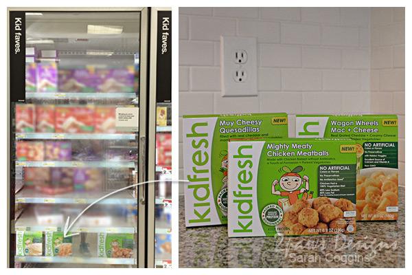 Kidfresh at Target #KeepingMomsCool #ad