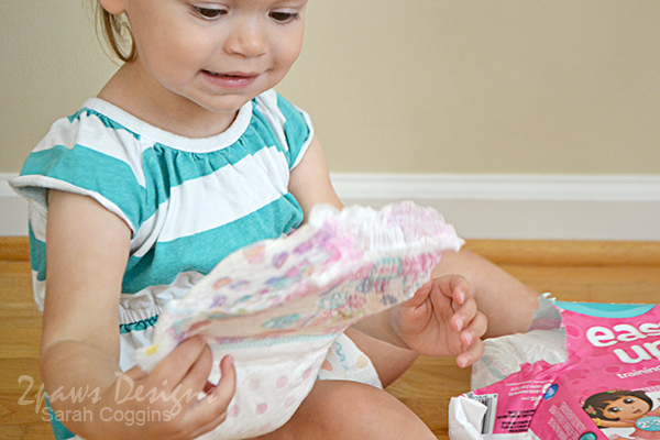 Excited about new Pampers® Easy Ups™ Training Underwear