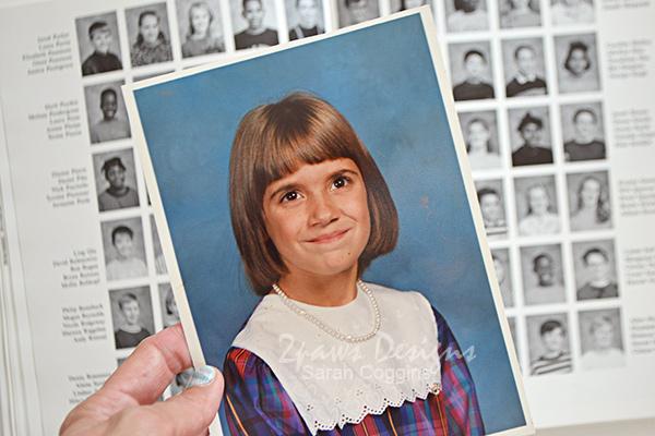 School Photo Flashback