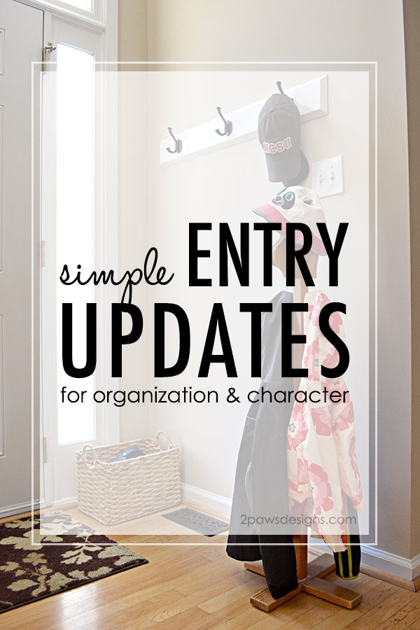 Simple Entry Updates for Organization & Character