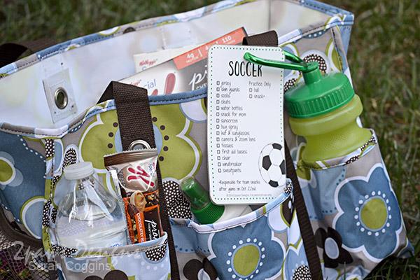 Soccer Bag Essentials