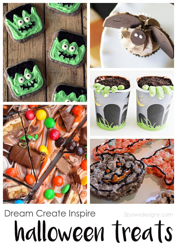Dream Create Inspire: Halloween Treats