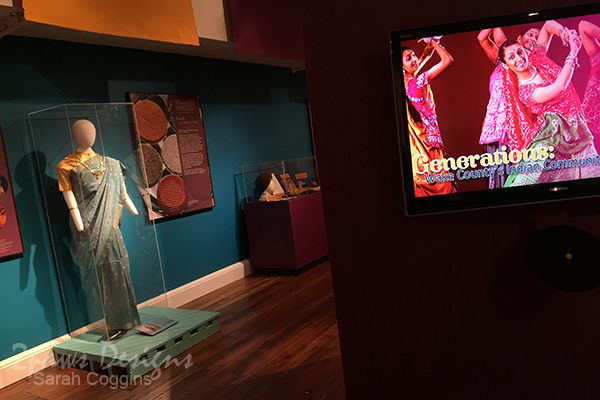 City of Raleigh Museum: Beyond Bollywood exhibit