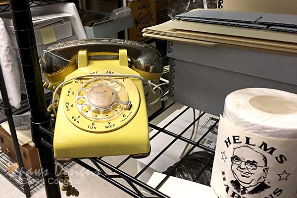 Project 52 Photos 2016: Rotary Phone