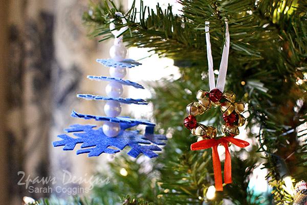 Holiday Express 2016 ornaments