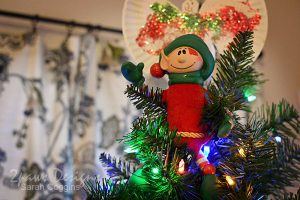 Project 52 Photos 2016: Christmas Elf