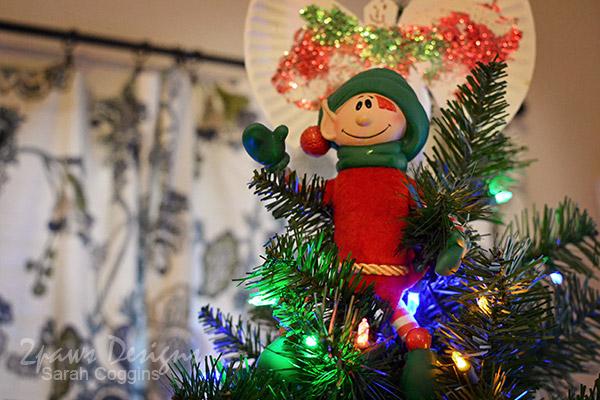 Project 52 Photos 2016: Christmas Elf Returns