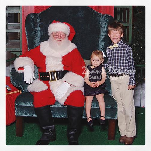 Santa Photo 2016 - IG