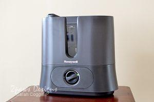 Honeywell TopFill Humidifier overall #HumidifyMe #influenster